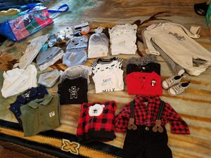 P-3 month clothes for Sale in Riverdale, CA
