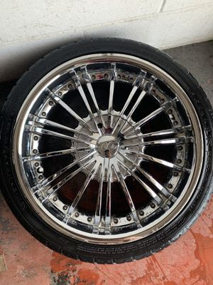 17 in. Wheels for Sale in Fresno, CA