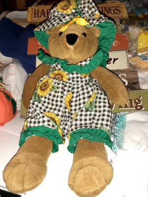 FALL TEDDY BEAR*NEW for Sale in Albuquerque, NM