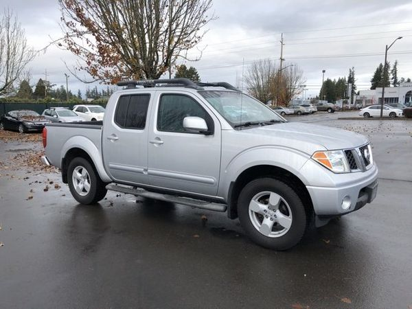 2005 Nissan Frontier 4WD