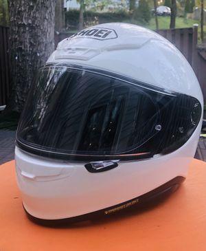 Shoei RF 1200 Motorcycle helmet (White), Never used for Sale in Springfield, VA