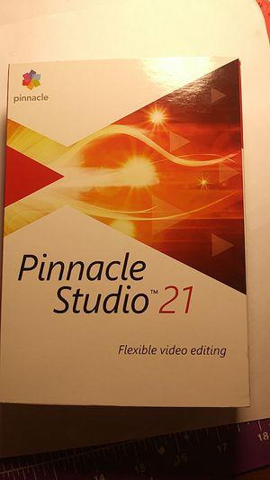 Pinnacle Studio 21 for Sale in Middletown, CT