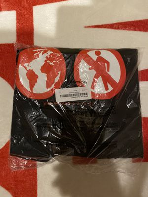 Supreme Save the world tee size xl color black for Sale in Dallas, TX