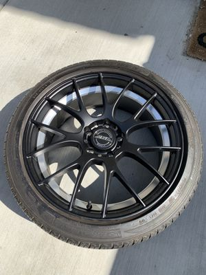 245 40 19 Wheel (Spare Only) for Sale in Rancho Cucamonga, CA
