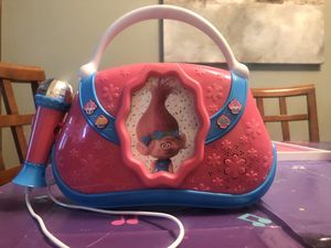 Troll purse with microphone for Sale in Tamarac, FL