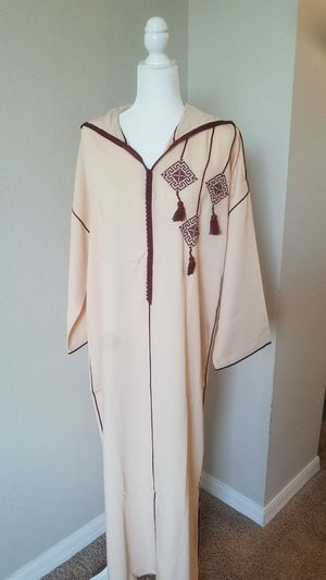 Moroccan Traditional dress JALABA for Sale in Kissimmee, FL