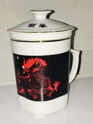 ASIAN RED DRAGON MUG for Sale in Raleigh, NC