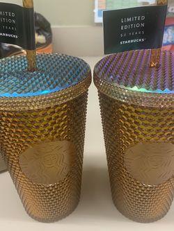50th Anniversary Copper Starbucks Mug 16oz for Sale in Los Angeles,  CA