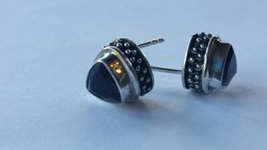 Natural Garnet Earrings for Sale in Leavenworth, WA