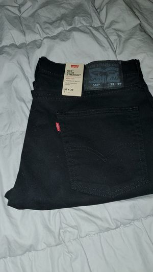 Levis 513 33x32 brand new for Sale in Oakland, CA