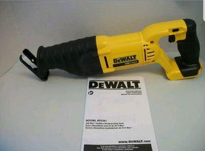 Dewalt 20v sawzall New for Sale in Arlington, VA