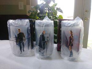 Star Trek Glasses set of 3 New in Box for Sale in Lawrenceville, GA