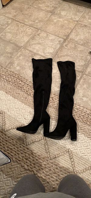 Thigh high boots for Sale in Norwood, MA