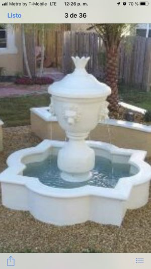 Water fountain for Sale in Miami, FL