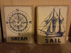 Nautical decor for Sale in Dallas, TX
