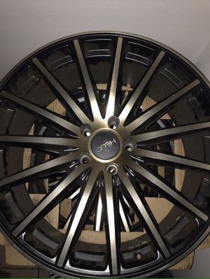 4 Helo Like New Rims for Sale in San Fernando, CA