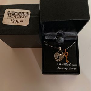 Key To My Heart Necklace for Sale in New Port Richey, FL