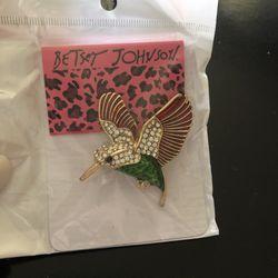 Hummingbird brooch Austrian crystals for Sale in Denver,  CO