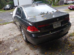 I have 2005 BMW 745 for Sale in Roanoke, VA