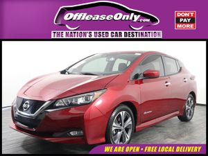 2019 Nissan LEAF for Sale in Miami, FL