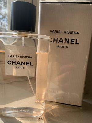 Chanel Riviera fragrance 4.2 oz EDT perfume spray and original box for Sale in Troy, MI