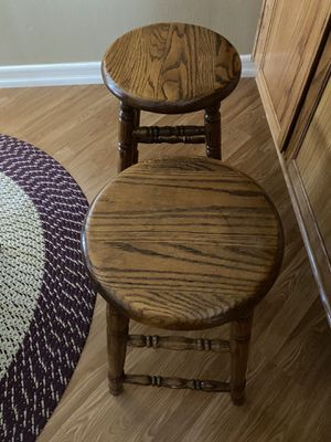 2 bar stools for Sale in Anaheim, CA