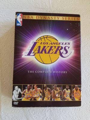Lakers DVD's for Sale in Fullerton, CA