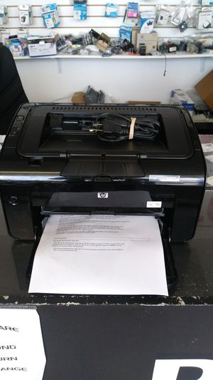 Printer.check printing printer with MICR toner for Sale in Houston, TX
