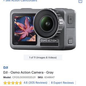 4k Oslo action cam. ( GoPro ) for Sale in Fremont, CA