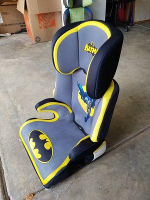 Batman booster car seat for Sale in Bakersfield, CA