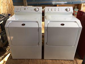 Maytag washer n gas dryer for Sale in Phoenix, AZ