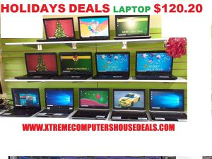 CHRISTMAS SALE HP, LENOVO'S, DELL LAPTOPS $120 EACH for Sale in Kennedale, TX