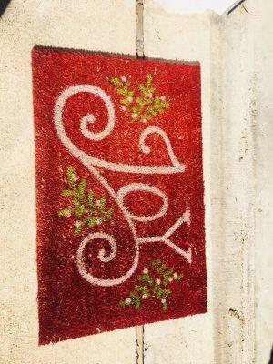 Christmas 🎄 door mat for Sale in Pflugerville, TX