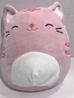 "Squishmallows Paulita 10"" Tabby CAT Pink Plush for Sale in Austell,  GA"