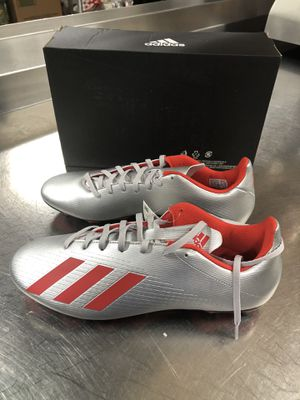 NEW ADIDAS X 19.4 FXG SOCCER ⚽️ CLEATS SIZES-10 & 10.5 MENS for Sale in Jessup, MD