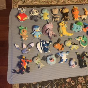 Pokémon Stuffed Animals for Sale in Lake Oswego, OR