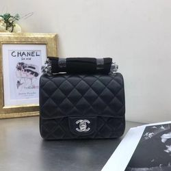 Chanel Black Mini Crossbody Bag for Sale in Cedar Hill,  TX