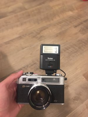 yashica electro 35 gsn for Sale in HUNTINGTN BCH, CA