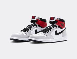 "Air Jordan 1 ""smoke grey"" dead stock size 10(brand new in box) for Sale in West Jordan, UT"