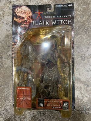 Blair Witch figure for Sale in St. Cloud, FL