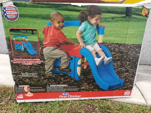 Kids Slide First Climber for Sale in Hanover, MD