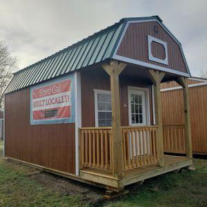 Graceland Lofted Barn Cabin Tiny Home Office for Sale in Monroe, WA