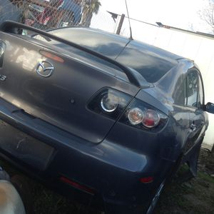 2007 Mazda Mazda3 for parts only for Sale in Chula Vista, CA