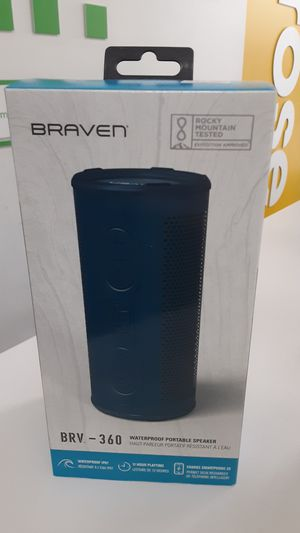 Braven waterproof Bluetooth speaker for Sale in San Angelo, TX