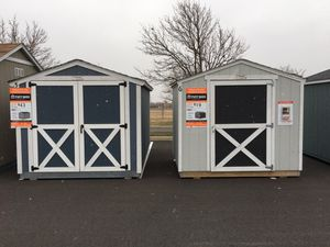 Tuff Shed KR-600 8' X 6' $999. for Sale in Taylor, MI