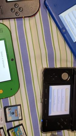 Nintendo 2ds And 3ds Bundle for Sale in Auburn,  WA