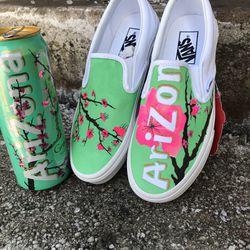 "Custom ""Arizona Tea"" Vans for Sale in Williamsport,  PA"