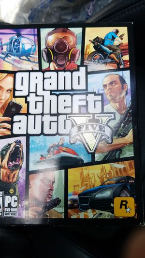 Gta v pc for Sale in Durham, NC