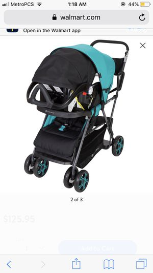 Sit n stand double stroller for Sale in Orlando, FL
