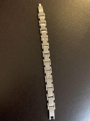 Men's Silver Braclet for Sale in Alexandria, VA